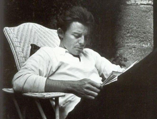 Знаменитый французский актер Фото chtobypomnilicom