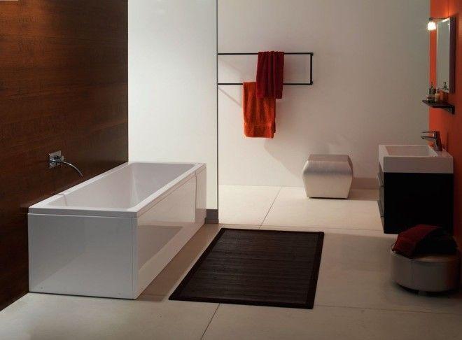 Преимущества акриловой ванны