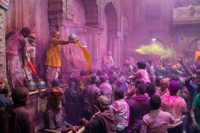 Массовые религиозные собрания