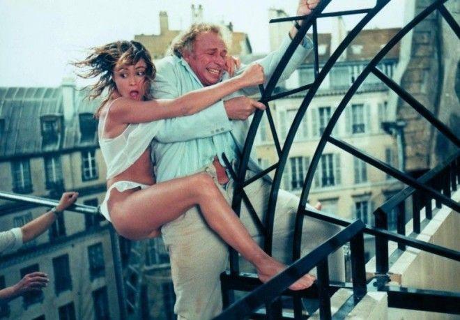 Налево от лифта 1988 Пьер Ришар голливуд кино факты