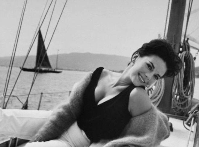 Скандальная кинодива 1960х гг Фото missmodernru