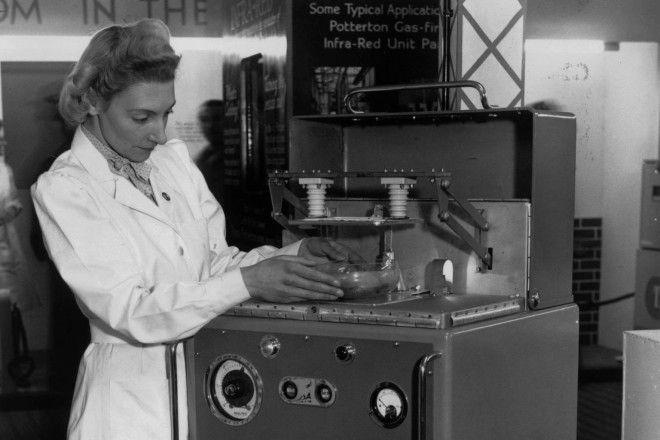 ошибки Микроволновая печь Первый экземпляр