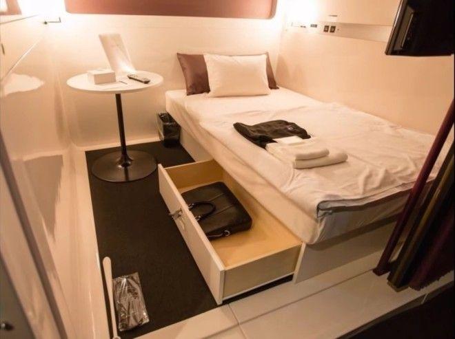 8 капсульных отелей которые перевернут ваши представления о путешествиях
