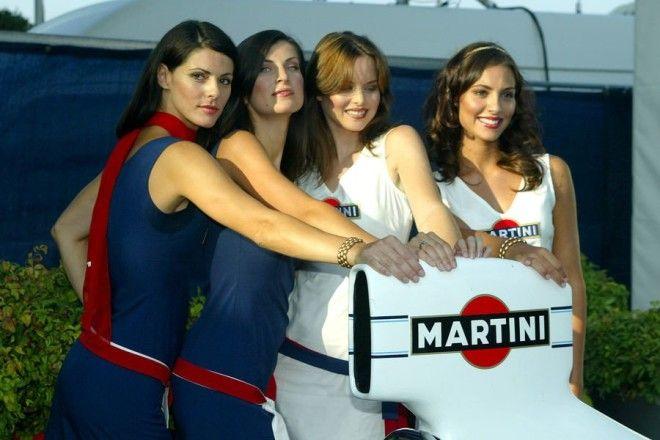 Полуобнаженные красавицы Формулы 1 Фото 36