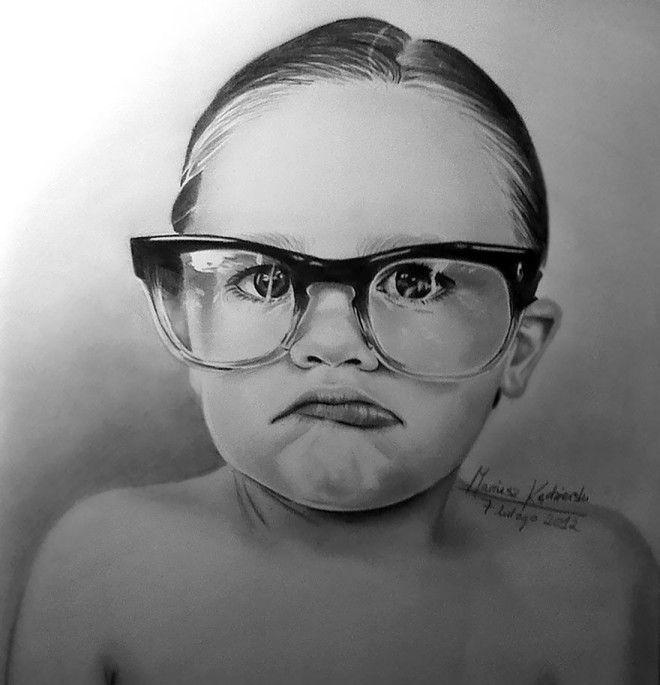 реалистичные картины художника который родился без рук