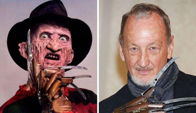 Они сумели сыграть самых эффектных злодеев в известных фильмах ужасов