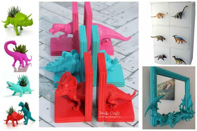 Динозавриков хотите Их есть у меня дизайн дом животные идеи