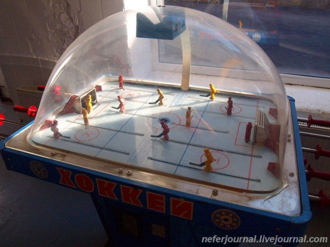 Хоккей СССР игровые автоматы