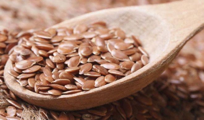 Льняное семя И еще один продукт рекомендованный Американской ассоциацией здравоохранения как противораковый В льняном семени содержатся лигнаны природные антиоксиданты