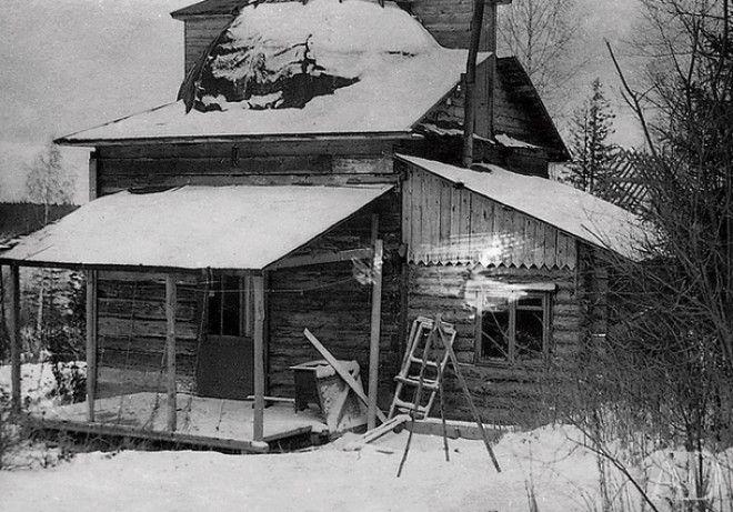 Дачи советских архитекторов 1930х годов