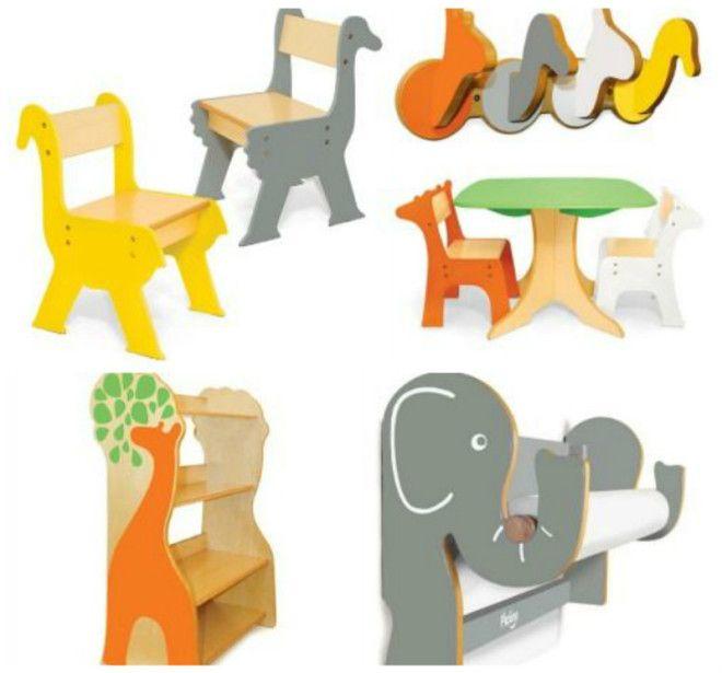 Мебель в десткую дизайн дом животные идеи