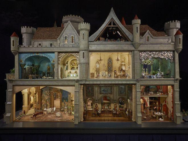Кукольный домик который дороже реального жилья