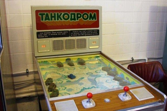Танкодром СССР игровые автоматы