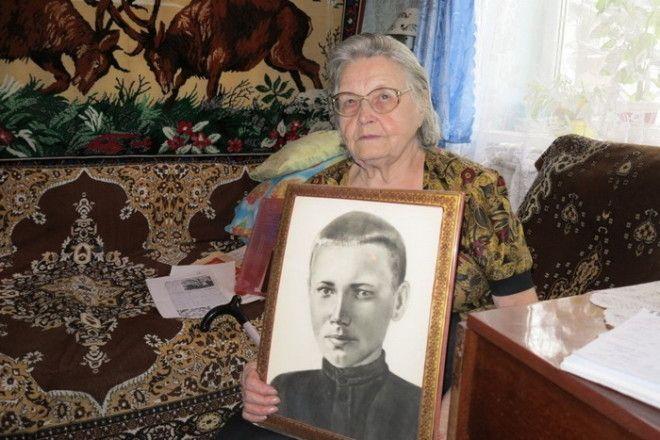 Витя Черевичкин юноша расстрелянный нацистами