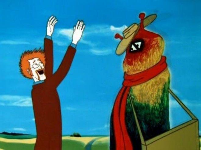 Картинки по запросу контакт советский мультфильм