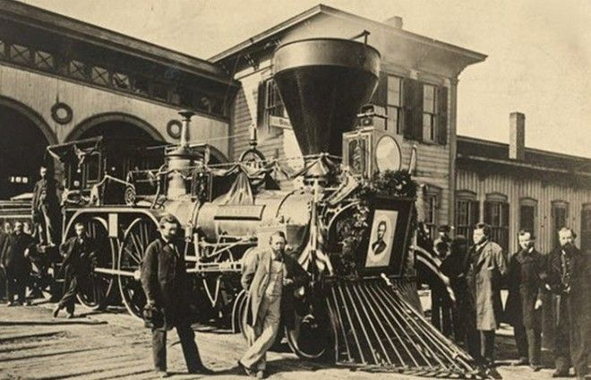 Истории и факты связанные с поездами