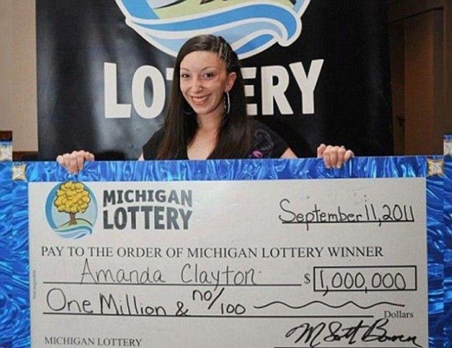 Что случается с теми кто выигрывает в лотерею