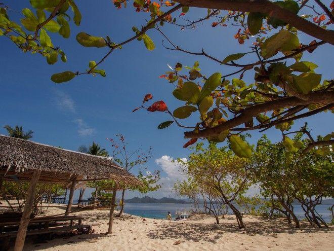 Добро пожаловать в рай Каламианские острова