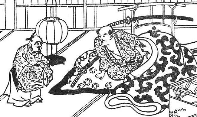 Японский дух денег Фото ruwikipediaorg