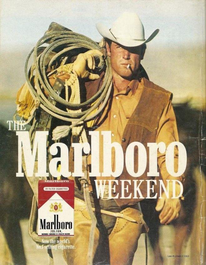 Marlboro Marlboro Man
