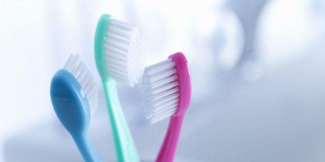выбрать зубную щетку