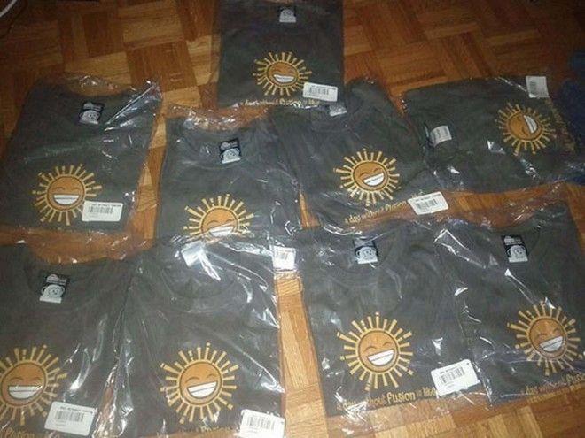 Заказывал 10 случайных футболок заказ интернет ожидание и реальность прикол