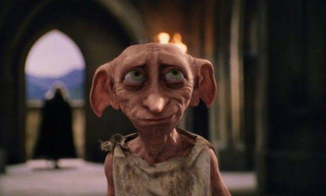 Добби персонаждомовой из Гарри Поттера Фото vse42ru