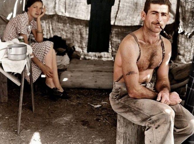 Фотографии из далекого прошлого которые выглядят современно