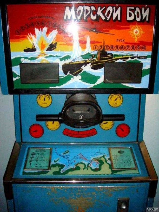 Морской бой СССР игровые автоматы