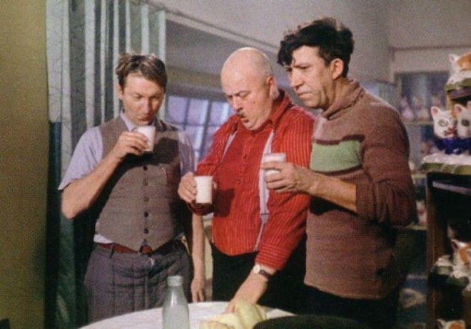 Кадр из фильма Операция Ы и другие приключения Шурика 1965 Фото kinoteatrru