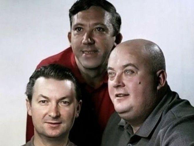 Знаменитая троица Трус Бывалый и Балбес Фото mediaruporru
