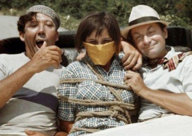 Кадр из фильма Кавказская пленница 1966 Фото tvkinoradioru