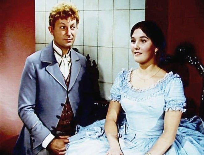 Кадр из фильма Женитьба Бальзаминова 1964 Фото kinoteatrru