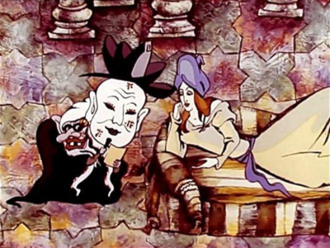 Картинки по запросу Халиф Аист советский мультфильм
