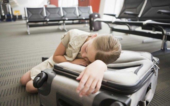 Как справиться с джетлагом после длительного авиаперелета