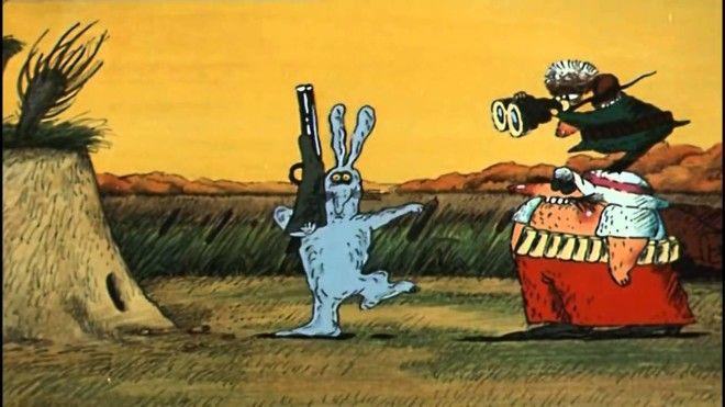 Картинки по запросу Кубикрубик Зайца не видали и еще парочка советский мультфильм