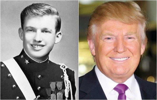 Самым богатый человек вступивший в должность 45ого президента Соединённых Штатов Америки