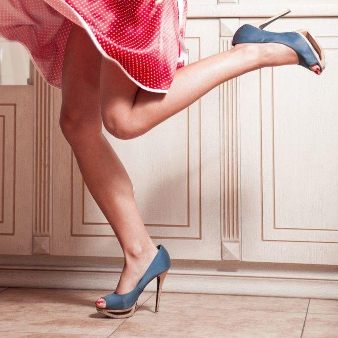 Как быстро разносить обувь