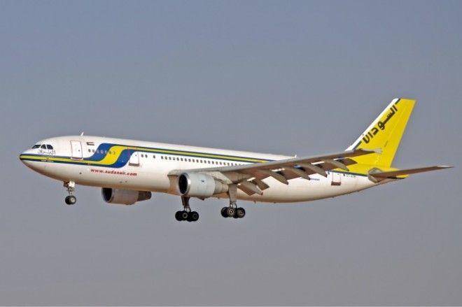 Sudan_Airways_Airbus_A300_Onyshchenko-1