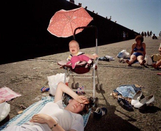 14 ироничных снимков от фотографа прослывшего бездушным циником