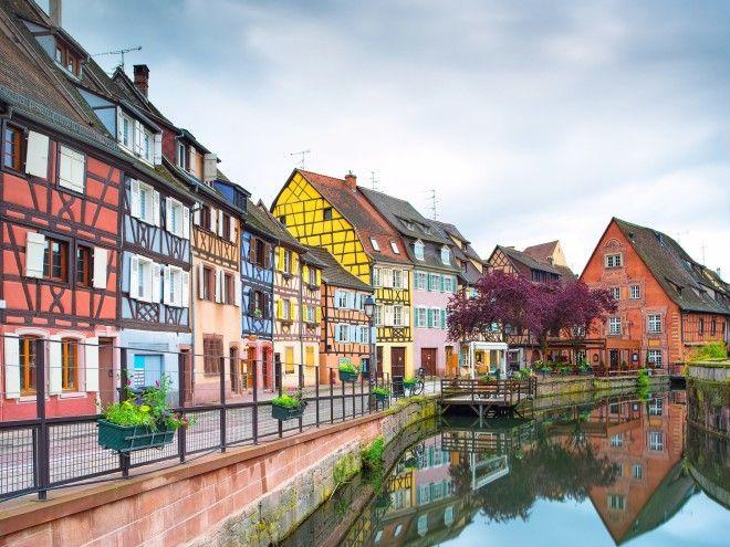 Очарование небольших французских населенных пунктов