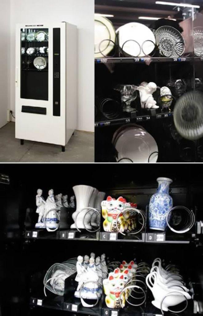 10 самых необычных торговых автоматов
