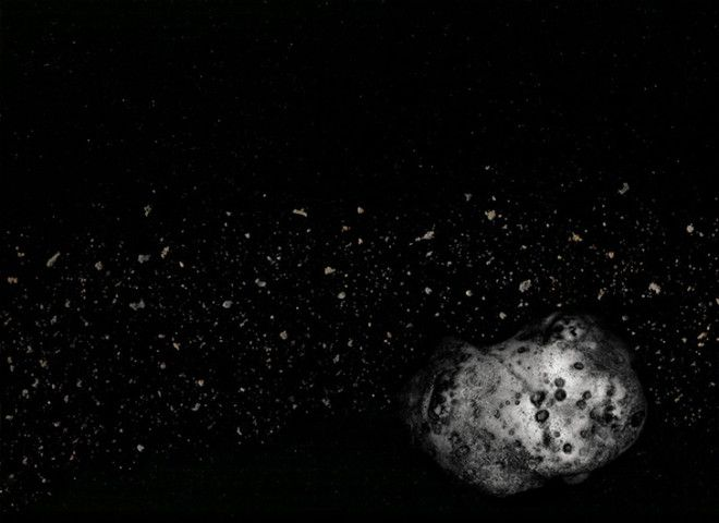 Lотографии космоса на которых на самом деле изображена еда