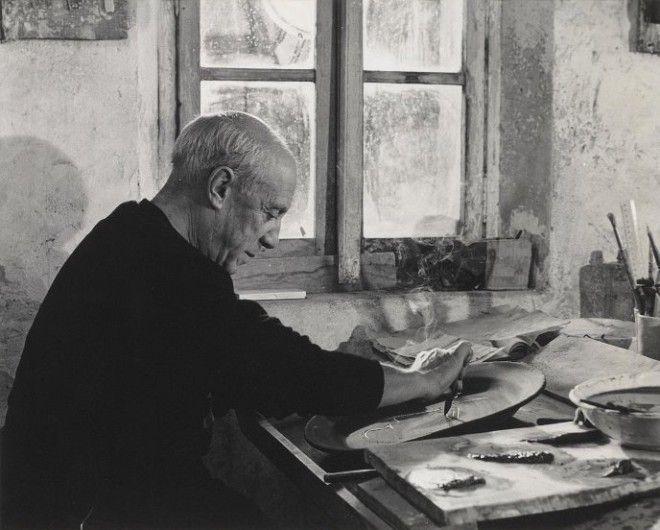 Sворческие советы от Пабло Пикассо восхитительного художника XX века