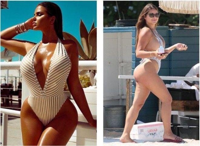 Фото на обложке и в жизни Как на самом деле выглядят тела plussize моделей