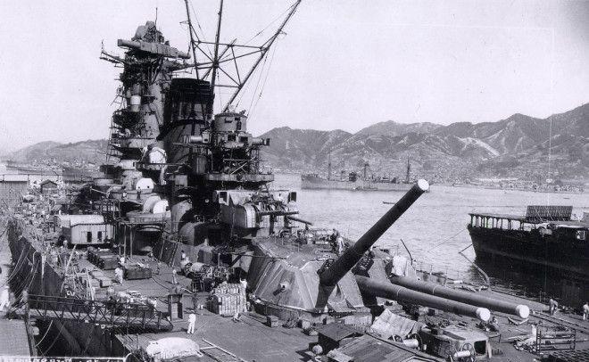 460мм орудие Тип 94 Пушка Тип 94 устанавливалась на японские броненосцы класса Ямато Несмотря на внушительные характеристики пушка могла поражать цели на расстоянии в 50 километров а снаряд ее весил целых 15 тонны изобретение оказалось неудачным Японцы успели использовать орудие только один раз во время битвы в заливе Лейте