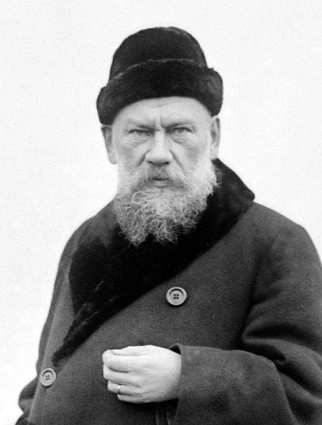Отдохнула ли природа на детях Толстого