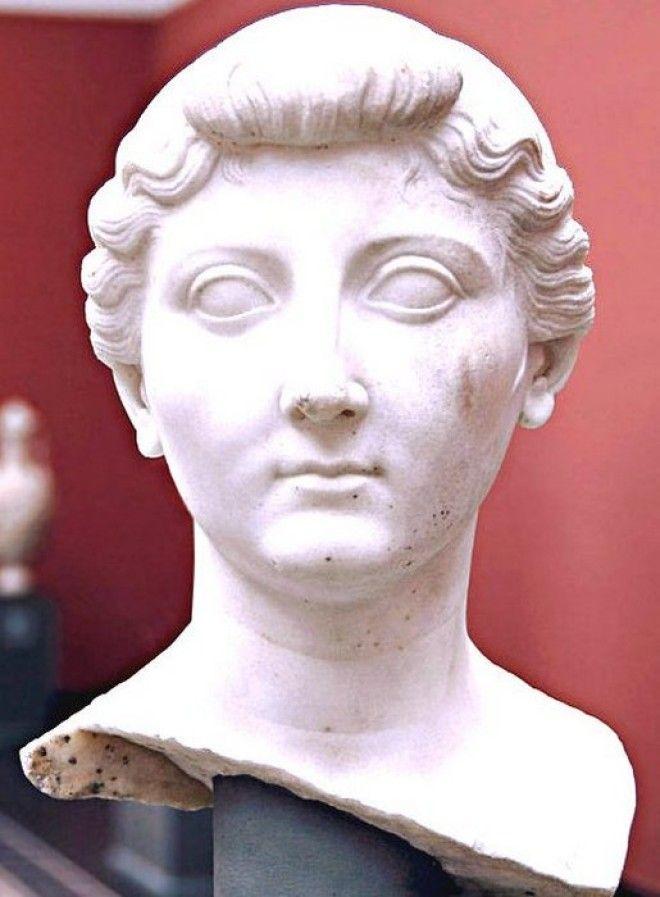 Ливия Друззила жена императора Октавиана Августа Рим