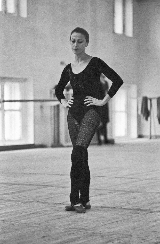 Несравненная Майя редкие фото великой балерины