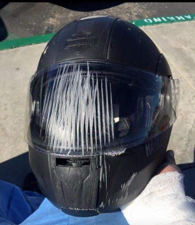 Шлемы, спасшие жизнь своим обладателям